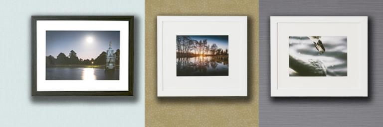 Framed Images Header