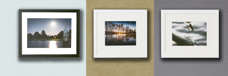 Framed Images Header